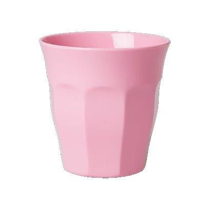 כוס מלמין גידי ורוד בזוקה רייס RICE
