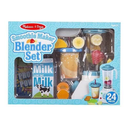 סט בלנדר להכנת שייקים