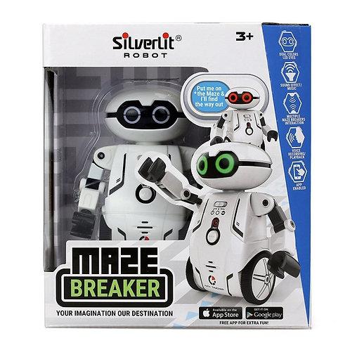 רובוט מפצח המבוכים Silverlit