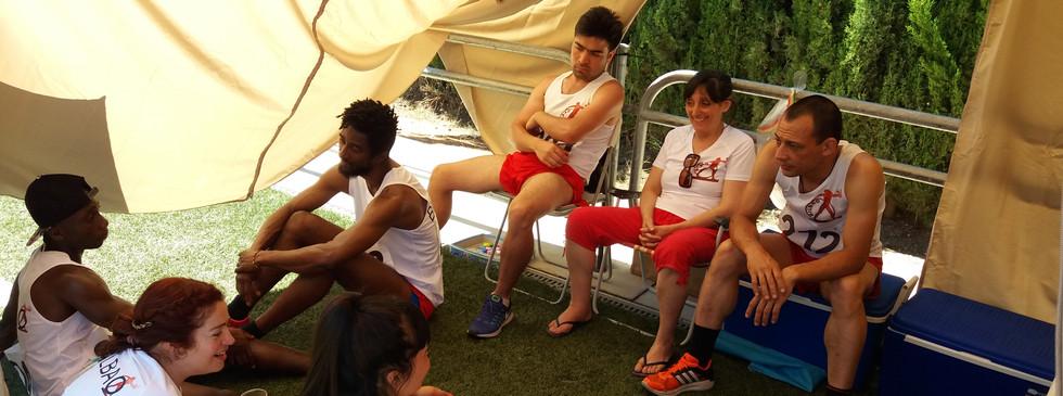 Olimpiadas del voluntariado