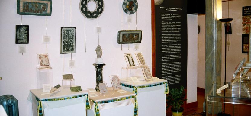 """Exposición """"Enigmas precolombinos"""""""