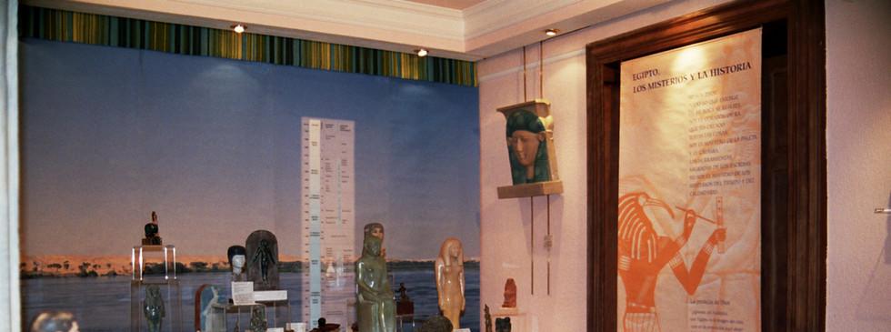 Exposición sobre Egipto antiguo, Bilbao