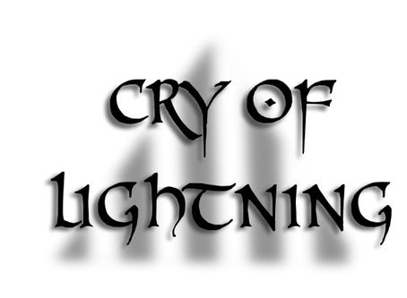 Cry of Lightning - Włochy, Polska i Wielka Brytania