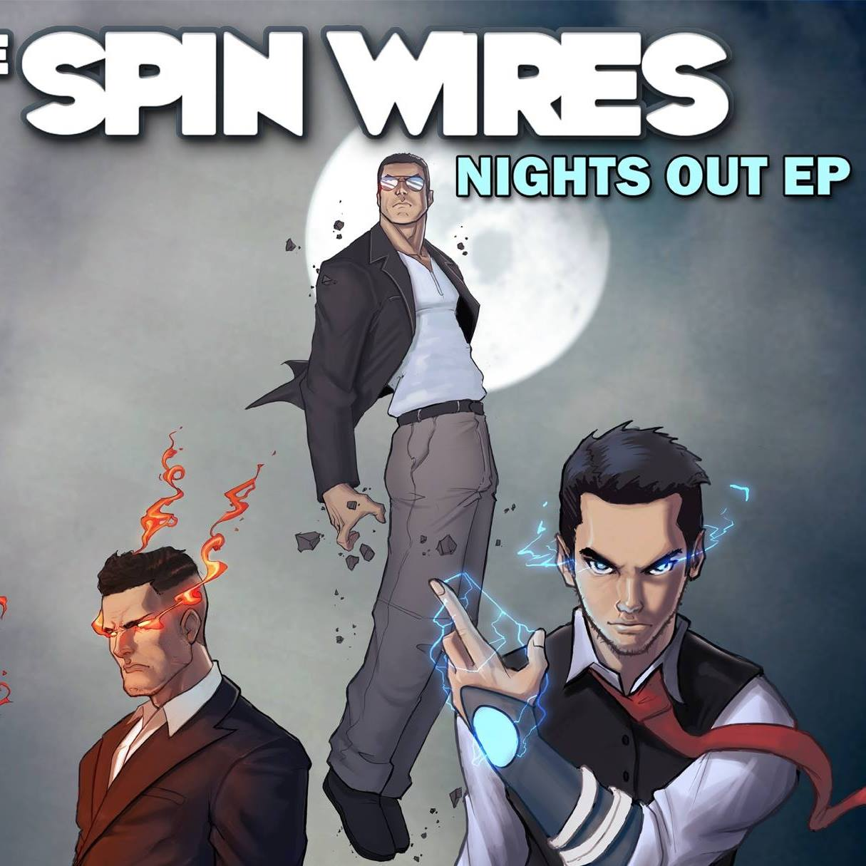 The Spin Wires