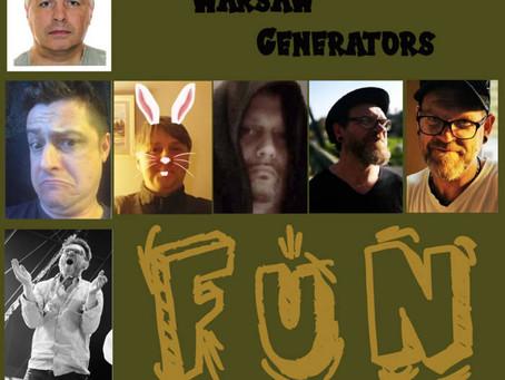 The Warsaw Generators - Zespół powstał zupełnym przypadkiem.