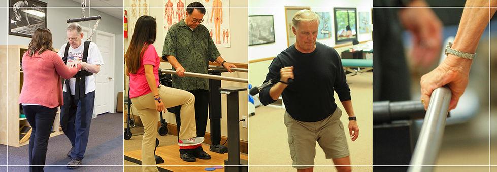 Neurologic, dizziness, balance, physical therapy
