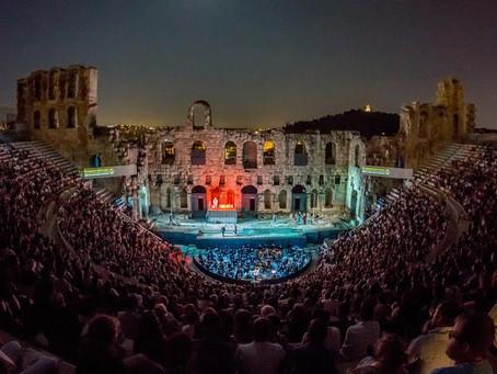 Το πρόγραμμα του Φεστιβάλ Αθηνών & Επιδαύρου 2020