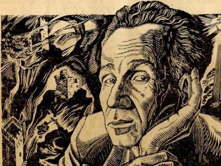 Ο Οδηγητής Ποιητής της εργατιάς Κώστας Βάρναλης