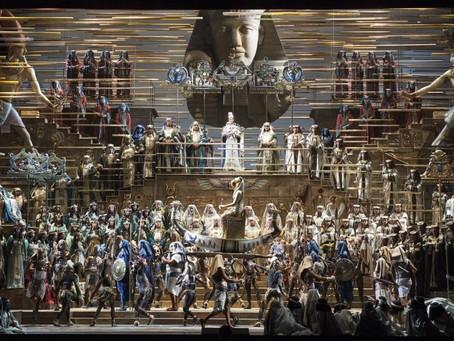 «Αΐντα»: Η φαντασμαγορική παράσταση όπερας από τη Σκάλα του Μιλάνου σε live streaming