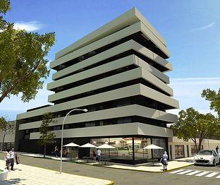 Edificio Fiumiccino 08. Barrio Alto Alberdi, Córdoba.