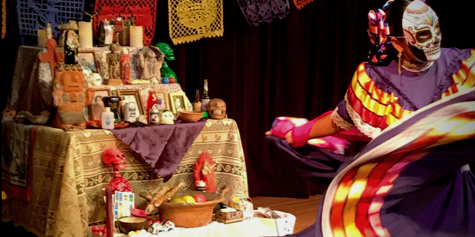 Dia de los Muertos Course: History, Culture and Practice