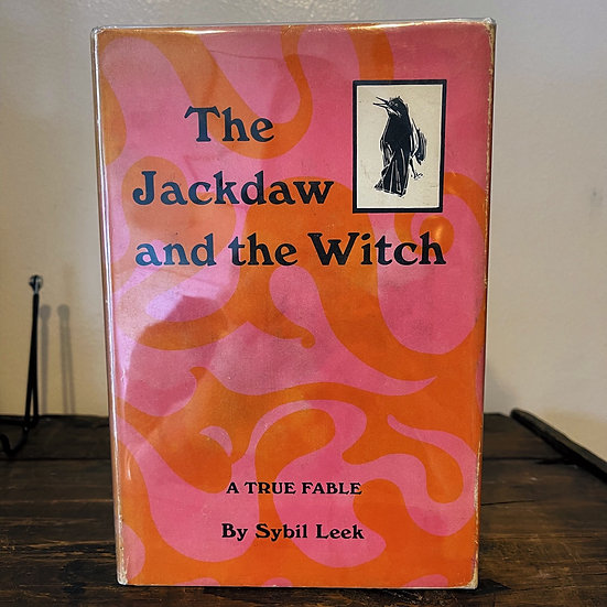 The Jackdaw and the Witch
