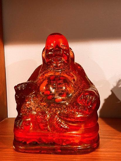 Charged Money Buddha