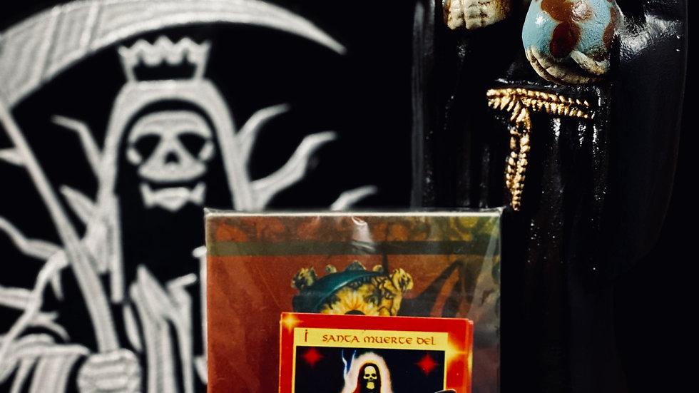 Santa Muerte Oracle deck (spanish)
