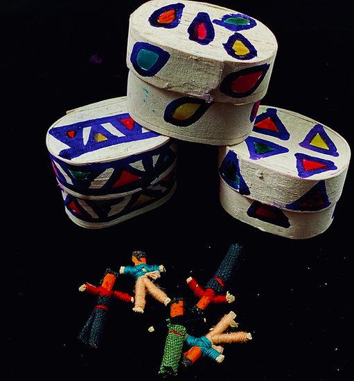 Guatamalan Worry Dolls