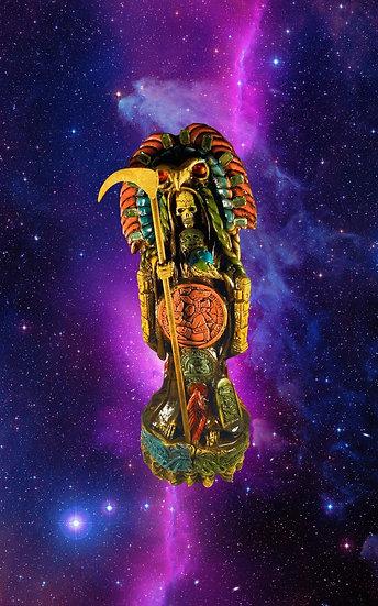 Santa Muerte Azteca