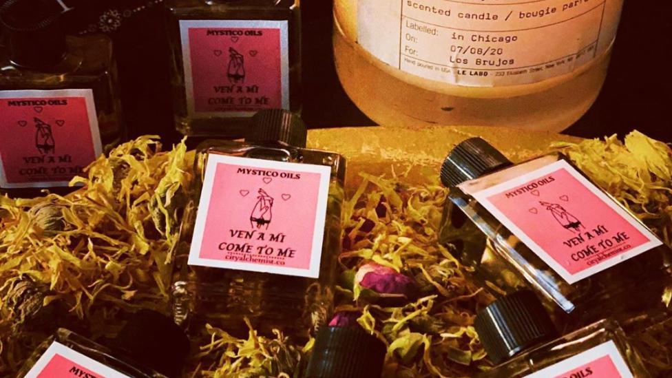 Mystico Oils