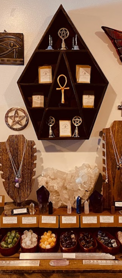 City Alchemist provides spiritual items and tools for all of your needs.  It's our goal to help revitalize your spiritual interests and path.