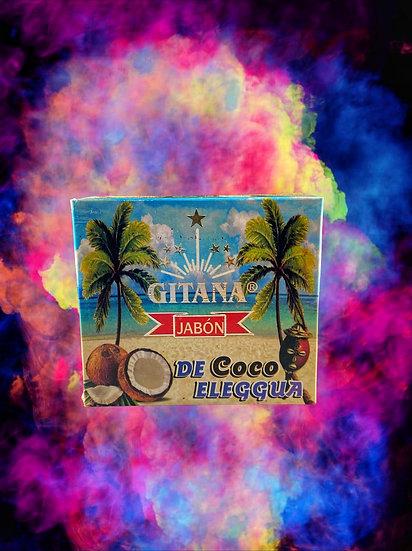 Gitana Jabón de Coco Eleggua