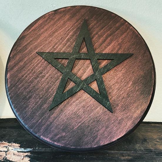 Pentacle Altar Piece
