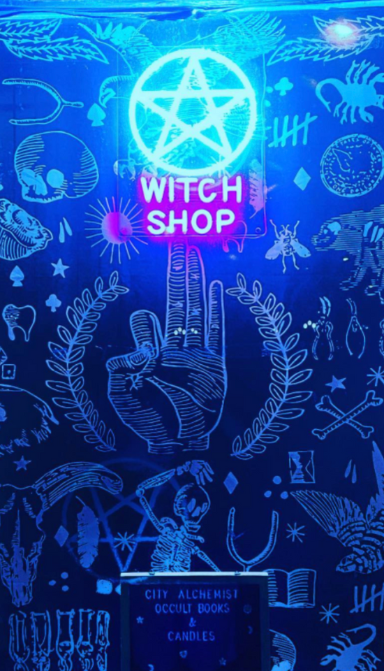 At City Alchemist we cater to all paths and forms of Witchcraft from around the world!