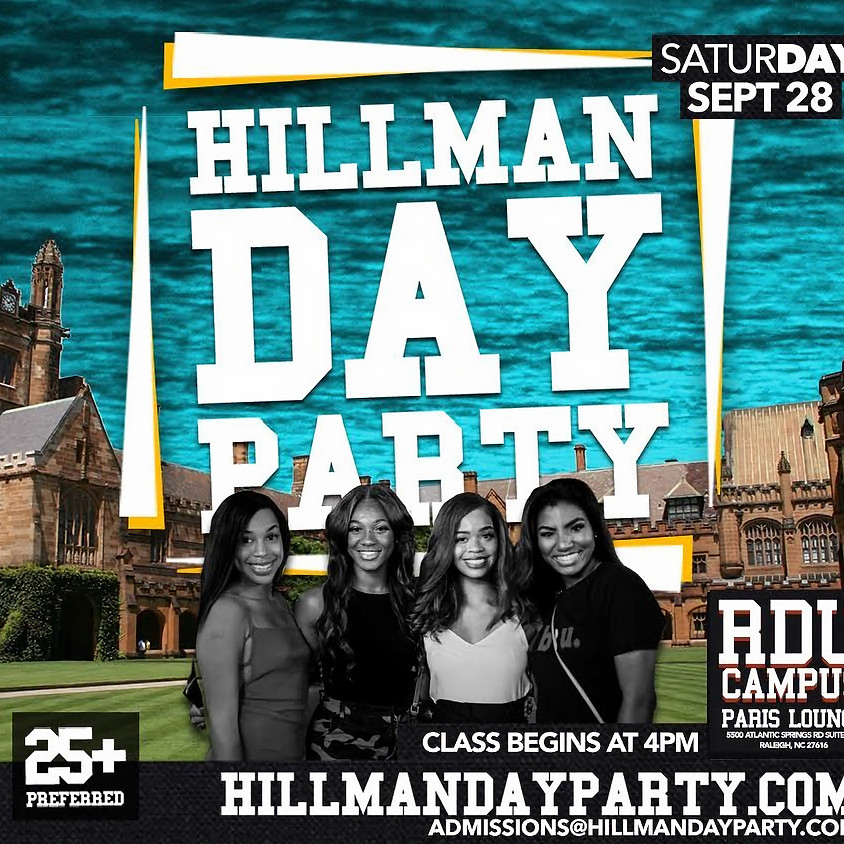 The Hillman Day Party
