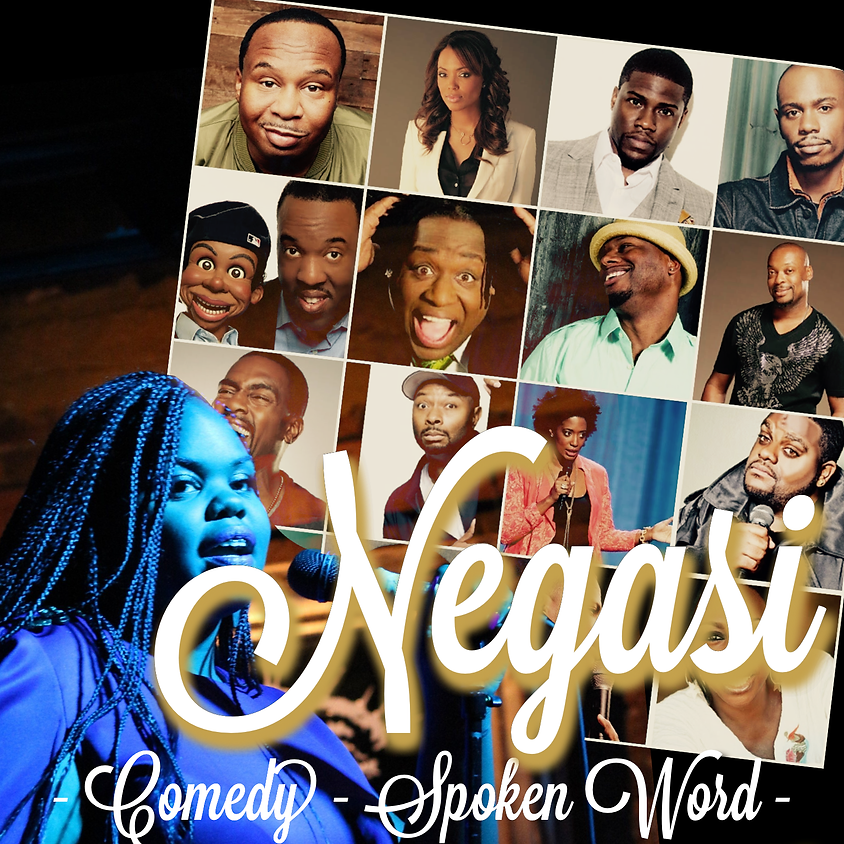 Negasi Comedy - Spoken Word