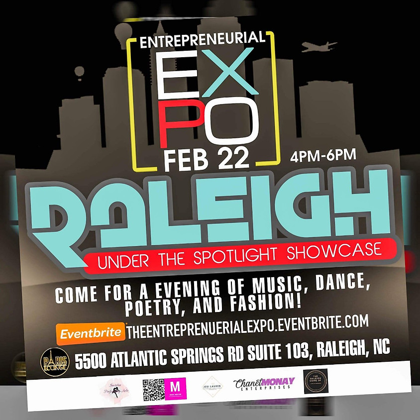 Entrepreneurial EXPO 2020 (4pm - 6pm)
