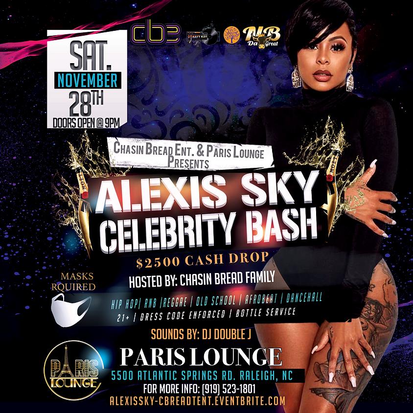 Alexis Sky Celebrity Bash
