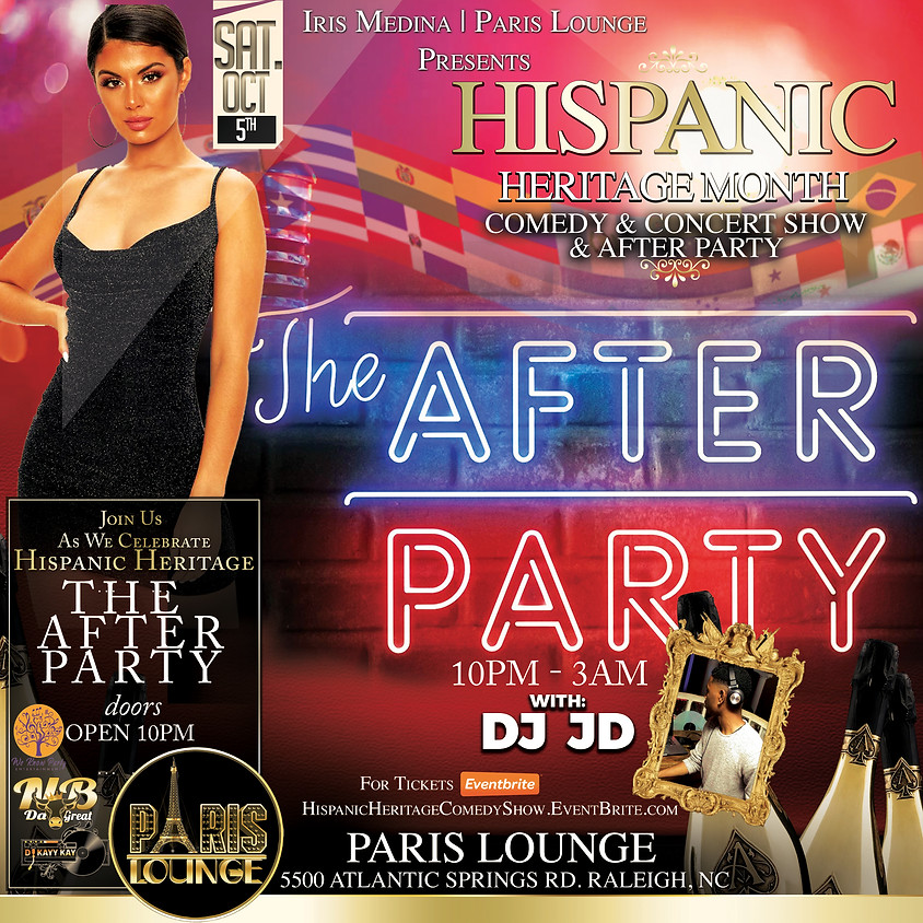 Hispanic Heritage After Party