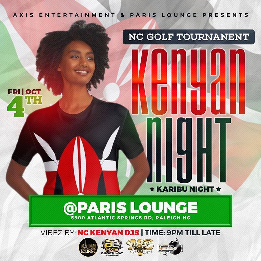 Kenyan Night