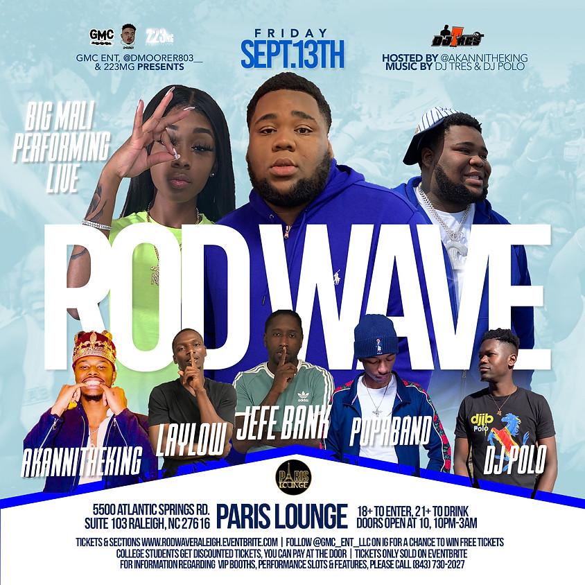 Rod Wave Live