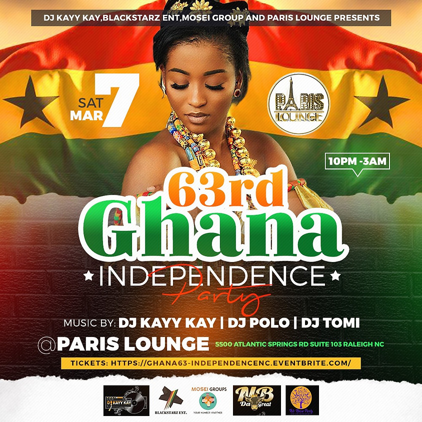Official Ghana Independence