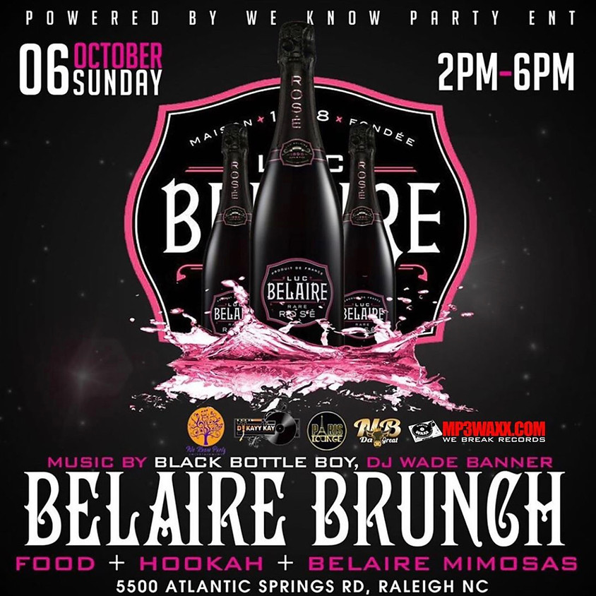 Belaire Brunch - Day Event