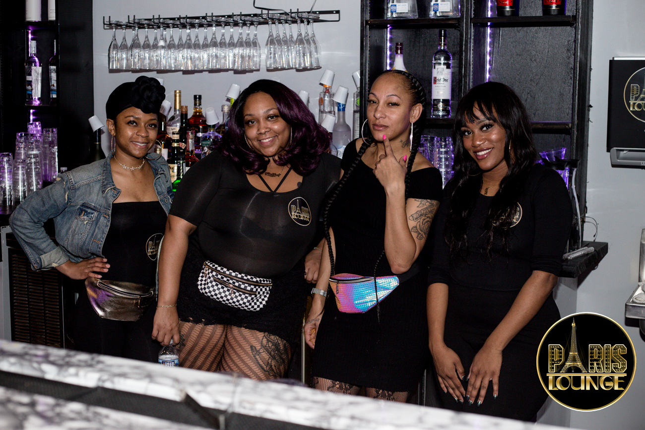 Paris Lounge Staff