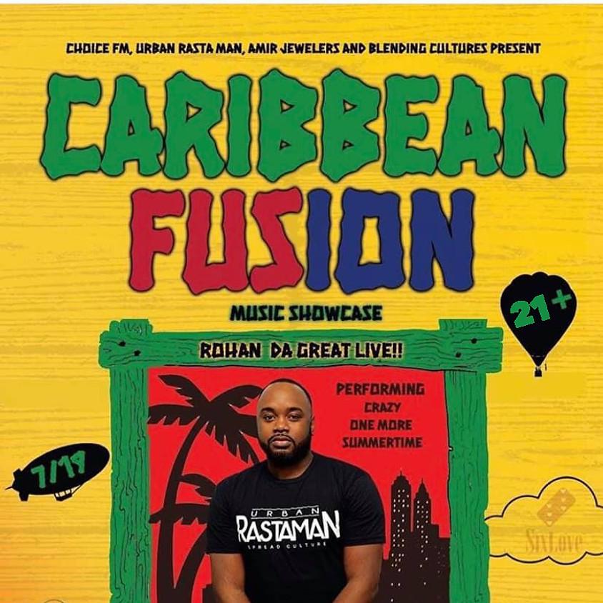 Caribbean Fusion (Music Showcase)