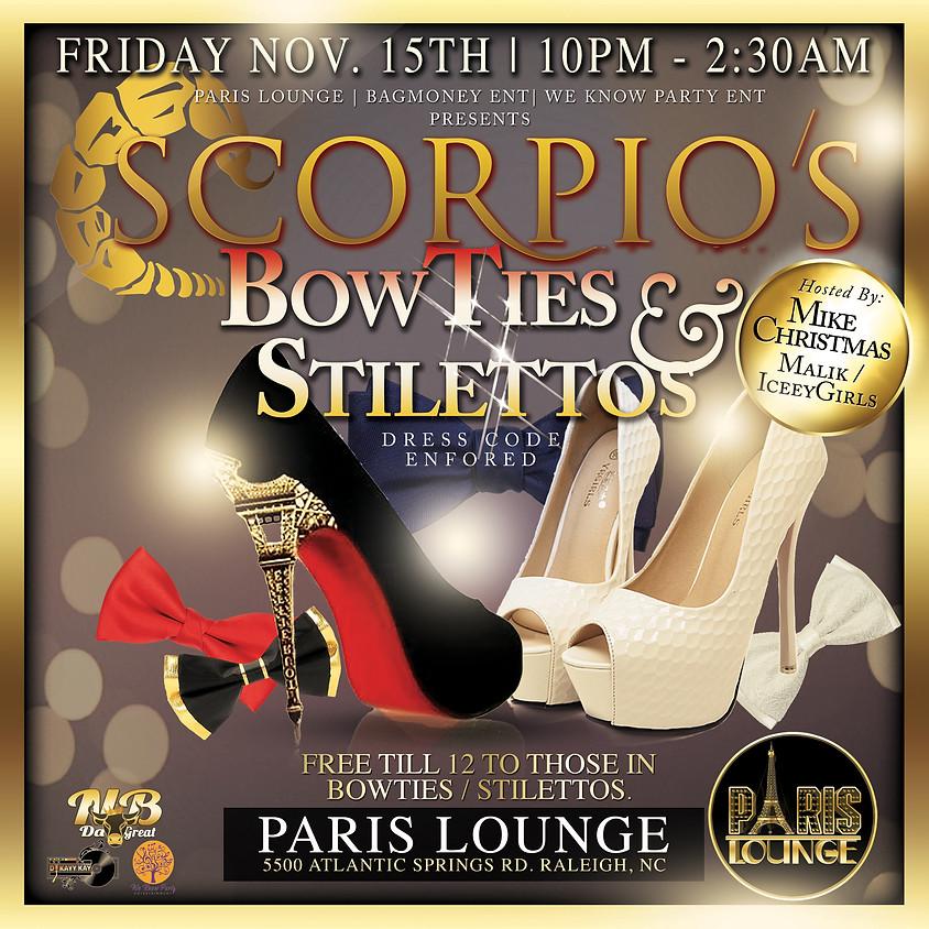 Scorpio's BowTies & Stilettos
