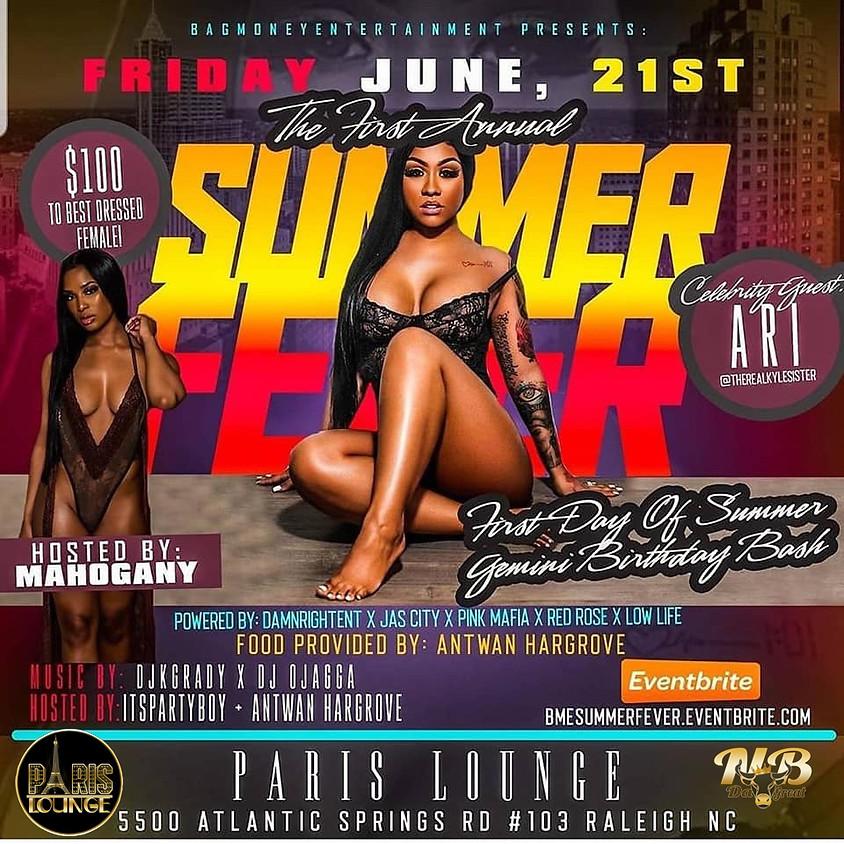 Summer Fever w/ celebrity Guest, Ari
