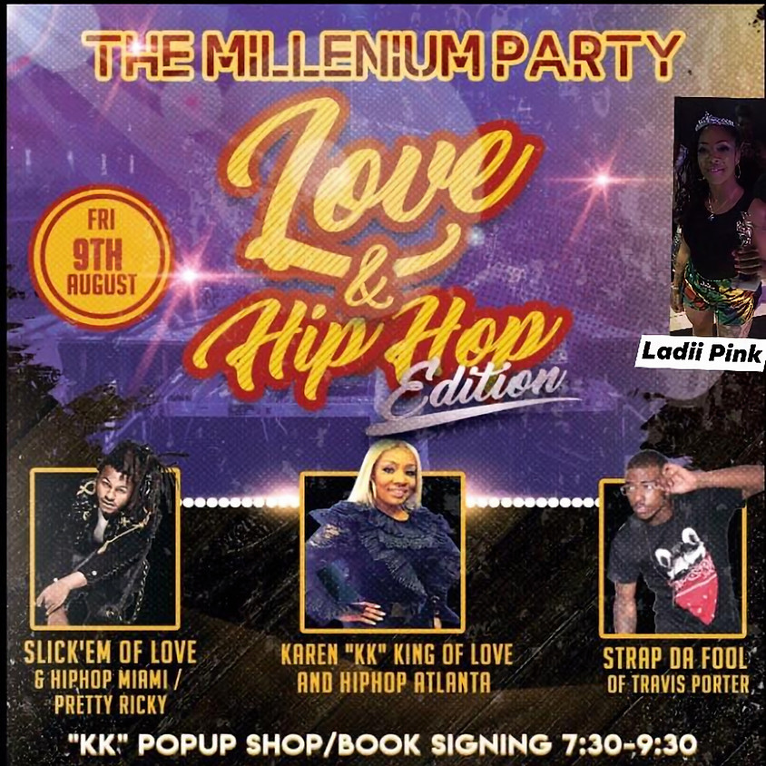 Millennium After Party w/ Travis Porter and Pretty Ricky