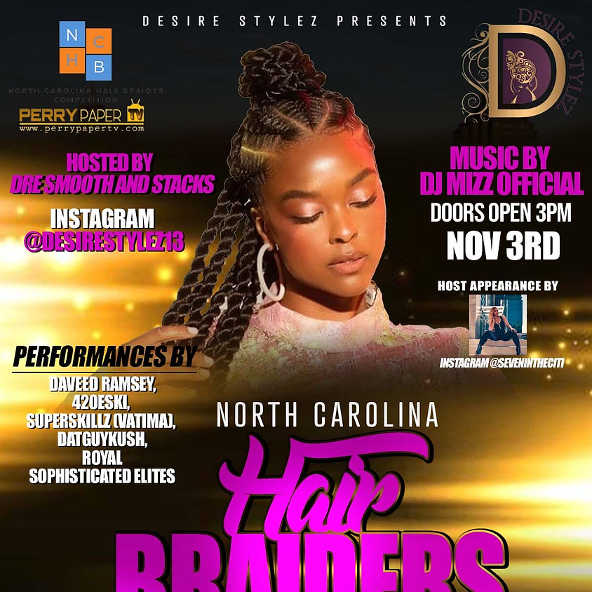NC Hair Braiders Competition