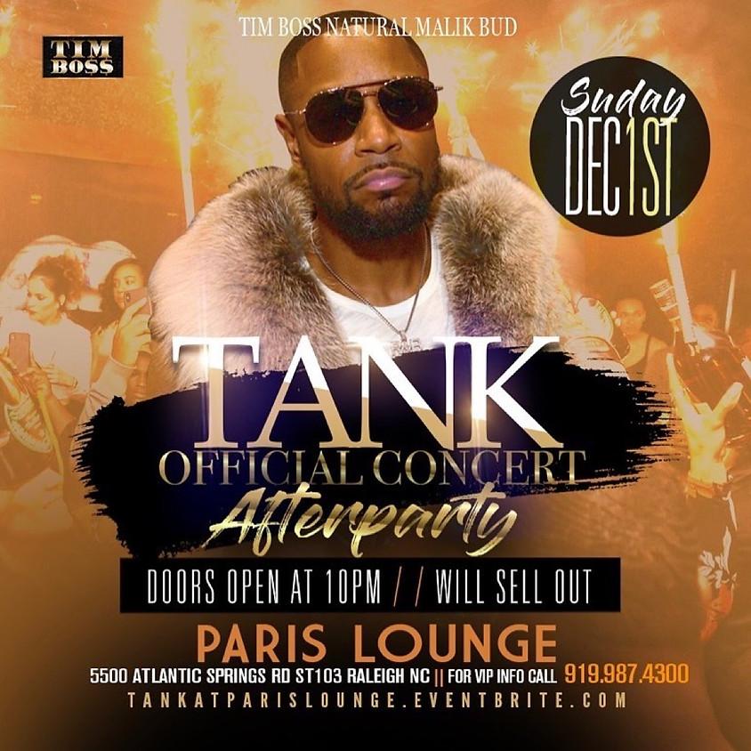 Tank at Paris Lounge