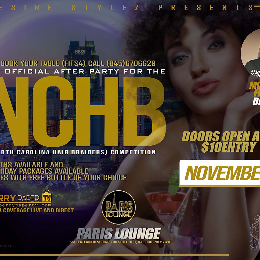 NCHB Official After Party