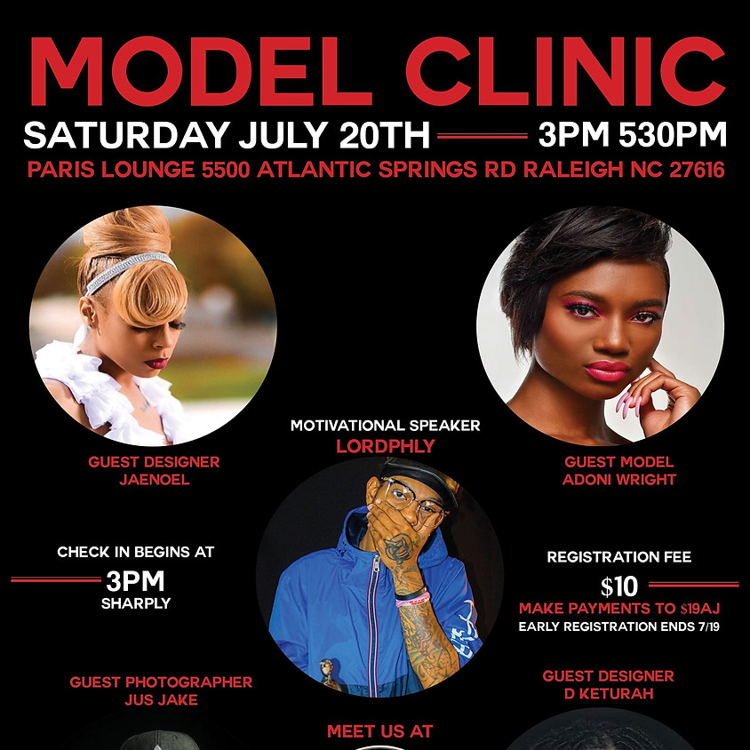 Class is In Session (Modeling & Grooming)