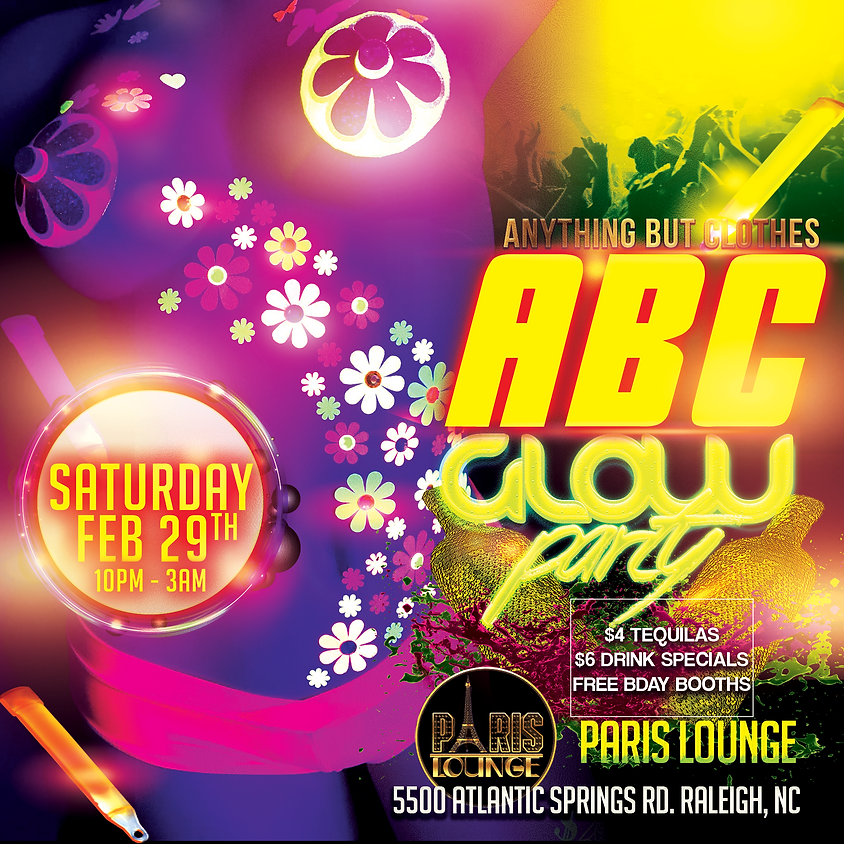 ABC Glow Party