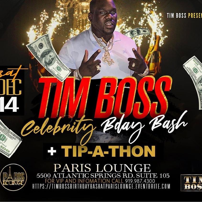 Tim Boss Celebrity Bday Bash