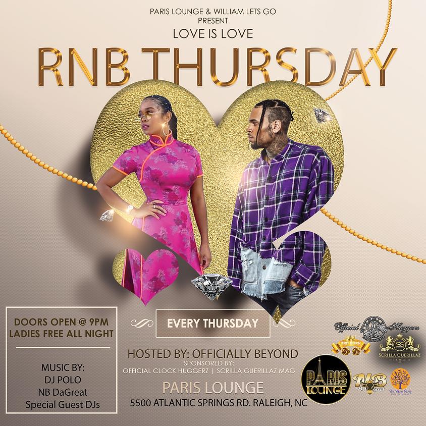RNB Thursday