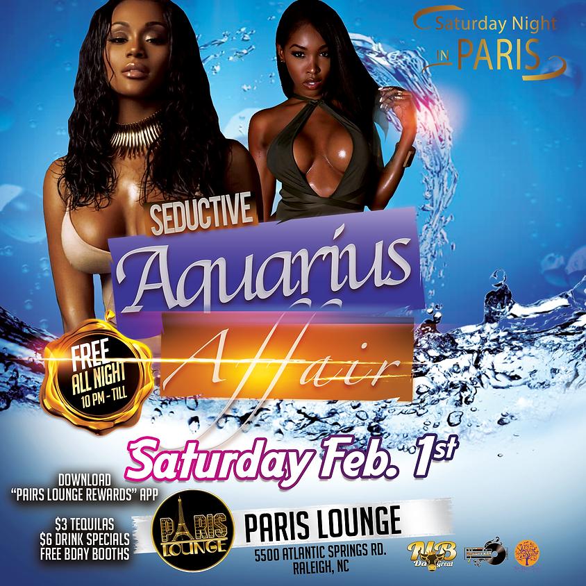 Seductive Aquarius Affair