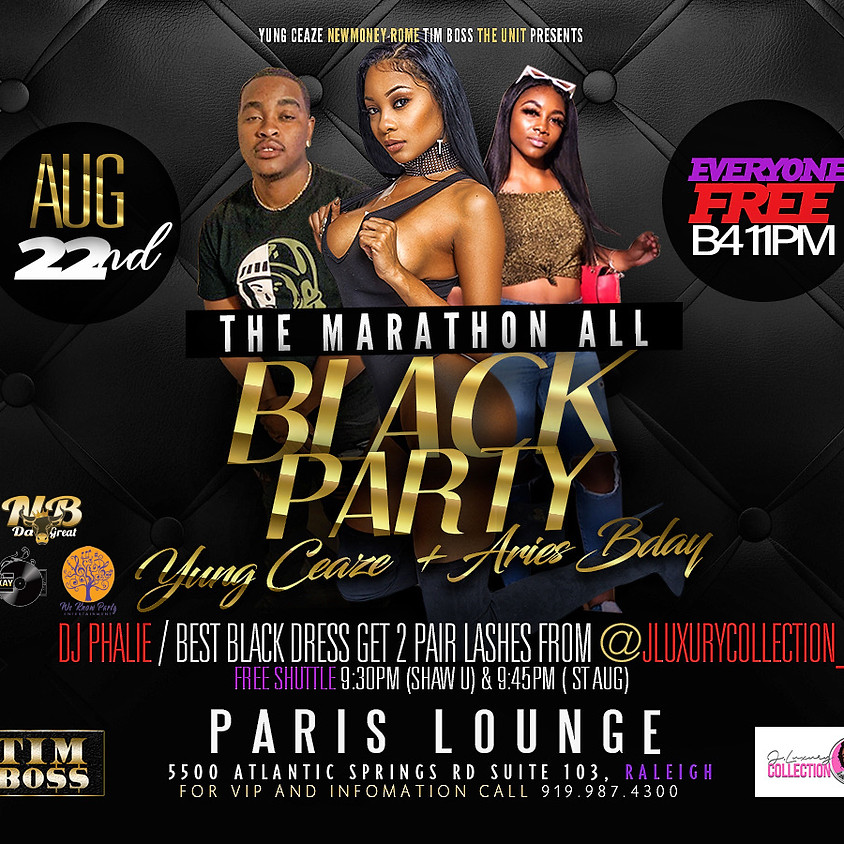Black Party (College Edition)