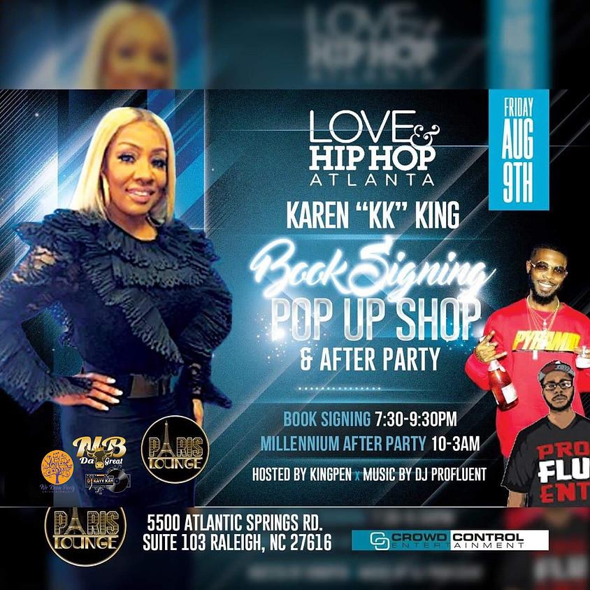 "Karen ""KK"" King (Pop Up Shop)"