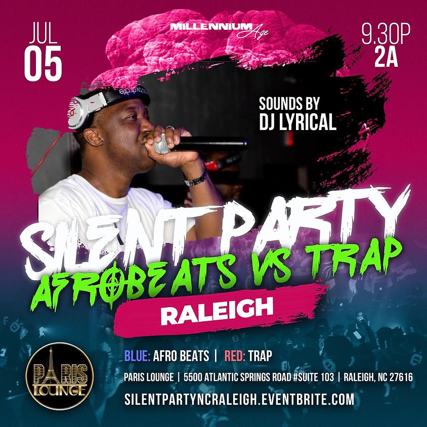 Afrobeat vs. Trap Silent Party